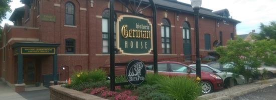 The German House Restaurant Rochester Ny