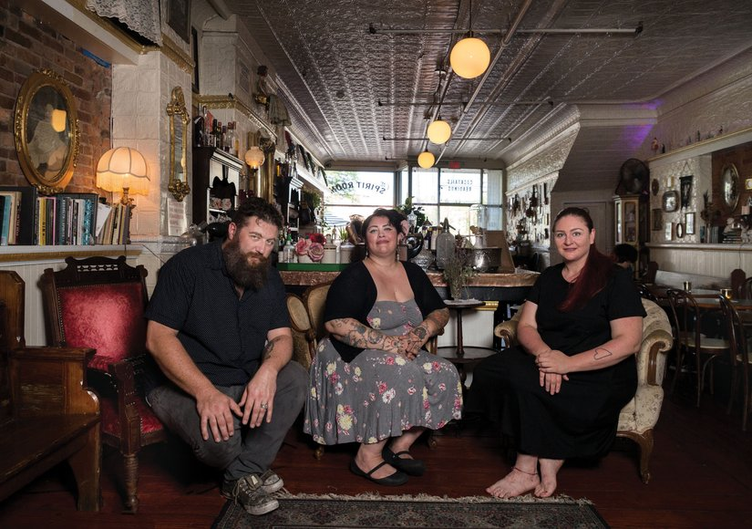 Drink Local: The Spirit Room