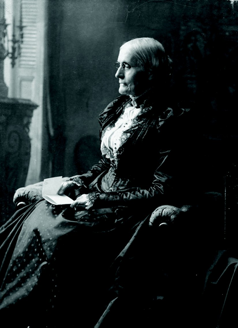 Happy 200th Birthday Susan B. Anthony