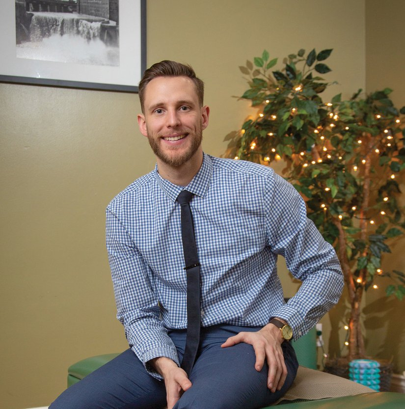 Dr. Stephen Boronczyk: Rochester Chirotherapy